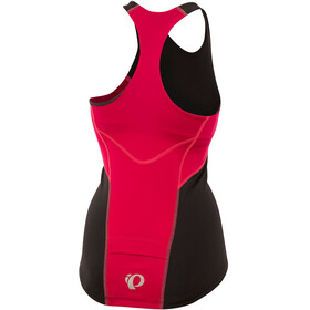 PEARL iZUMi Select Pursuit Tank Dame cerise/black